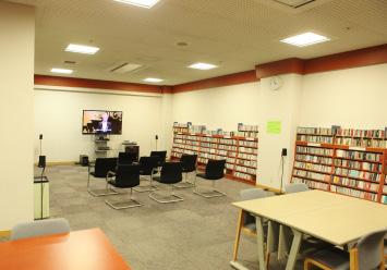 音楽資料室