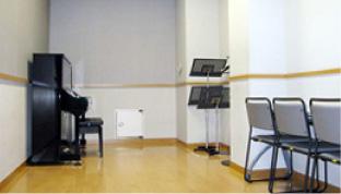 練習室1/ピアノ有り(アップライト)