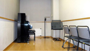練習室3/ピアノ有り(アップライト)