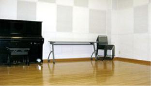練習室6/ピアノ有り(アップライト)